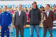 Чемпіонат України з легкої атлетики серед юнаків 2001 р.н., Луцьк 19-20.09.2016 р.