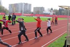 Майстер-клас членів збірної України студентам СНУ у Луцьку