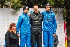 Чемпіонат України з кросу, Луцьк, 12-14 листопада 2015 р.