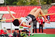 Чемпіонат України з легкої атлетики, 16-19 червня 2016 р.1-2 день