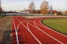 Нові стадіони із класними доріжками в райцентрах Волині