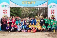 Естафета команд загальноосвітніх шкіл Луцька, 13 листопада 2015 р.