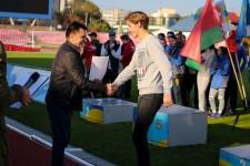 Міжнародна матчева легкоатлетична юнацька зустріч Луцьк-2017