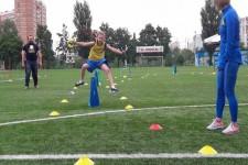 Юні волиняни на змаганнях Дитяча легка атлетика у Вишневому