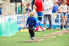 Весела дитяча легка атлетика на Чемпіонаті у Луцьку