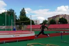 Тренування Андрія Проценко на Авангарді