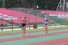Олімпійська збірна тренується у Луцьку перед Ріо