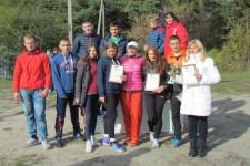 Чемпіонат Волинської області з кросу, осінь 2016 р.