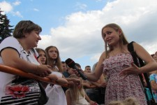 Всеукраїнські змагання із стрибків у висоту Володимирські висоти