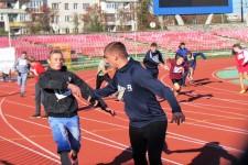 14 Спортивні ігри школярів Волині на Авангарді