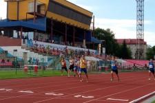 Чемпіонат України з легкої атлетики серед юніорів