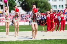 Офіційне відкриття Чемпіонату України у Луцьку