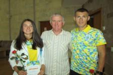 Проводи волинських олімпійців у Ріо