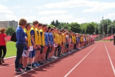 Всеукраїнські дитячі спортивні ігри Старти надій, 8-9 червня 2016 р.