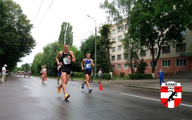 Дмитренко та Боровська виграли «Луцьку десятку»-2017