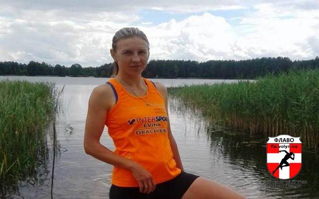 Ірина Войтович їде на чемпіонат світу з гірського бігу