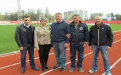 Луцьк готовий прийняти збір українських олімпійців
