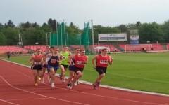 Найсильніші студенти-легкоатлети змагалися у Луцьку