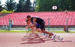 Блискучі старти першого дня Командного чемпіонату України