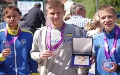 Віктор Шумік їде на юніорський Чемпіонат Європи в Італію