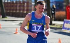 Сахарук фінішує з особистим рекордом