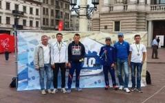Волиняни – успішні на 10-кілометровці у Львові