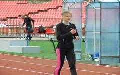 Аня Дорофеєва готова до матчевої зустрічі у Луцьку