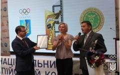 Фільм про Ірину Климець – лауреат олімпійського конкурсу